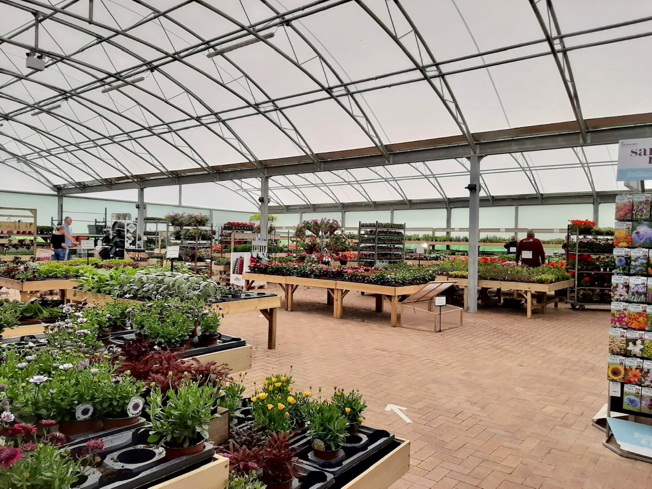 Have you visited The Plant House yet? Full of Perrywood Grown plants