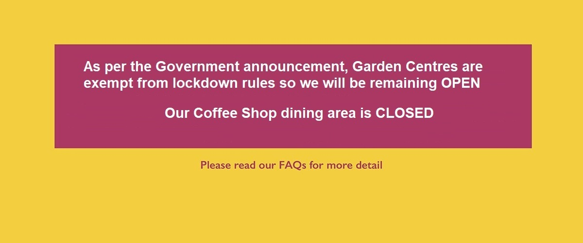 Our Coffee Shop is re-opening on Wednesday 2 December